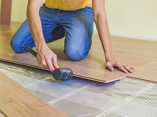 How to install laminate flooring - a